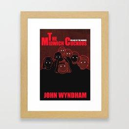 The Midwich Cuckoos Framed Art Print