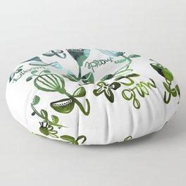 Root Floor Pillow