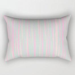 unicorn bark Rectangular Pillow