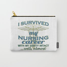 Nursing Career Carry-All Pouch