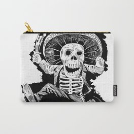 Mad Dead Mariachi Carry-All Pouch