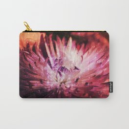 Flower Galaxy Carry-All Pouch