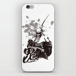 KENSHIN UESUGI iPhone Skin