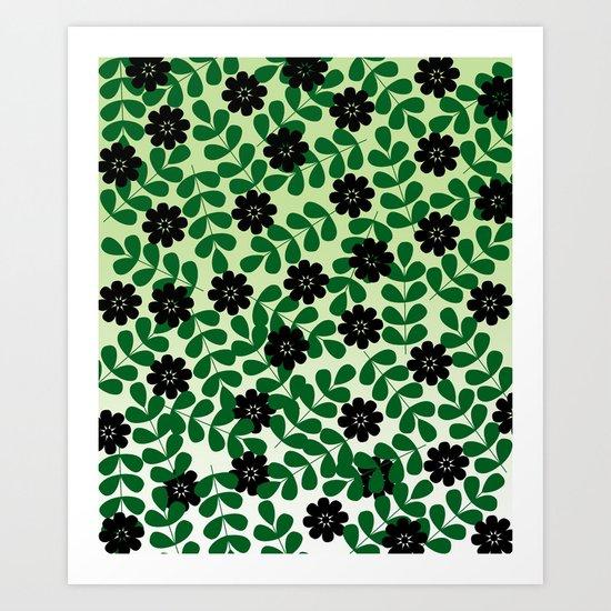 pattern 17 Art Print