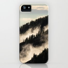A Song Of Trees iPhone Case