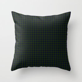 Blackwatch Tartan Throw Pillow
