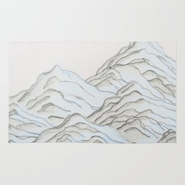 Mountain Madness, No. 1 Rug