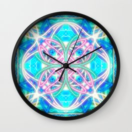 Opal Wall Clock
