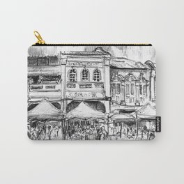Old Town Phuket Carry-All Pouch