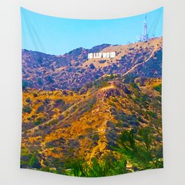 @Hollywood Wall Tapestry