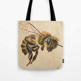 Bee VII (Artemesia) Tote Bag