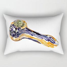 Glass Pipe Rectangular Pillow