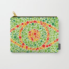 Colour Blindness Eye Carry-All Pouch