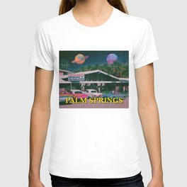 greetings from palm springs T-shirt