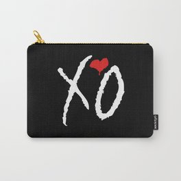 X <3 O Carry-All Pouch