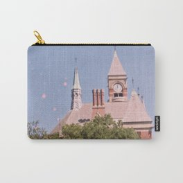 Jefferson Market Library, New York Carry-All Pouch