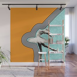 Flexible.Powerful.Beautiful Wall Mural