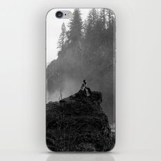 found beauty iPhone & iPod Skin