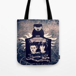 Supernatural In A Bottle Tote Bag
