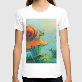 Kangou-Scargot T-shirt