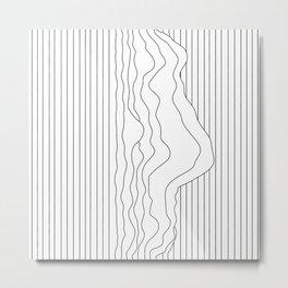 Unknown Object Metal Print