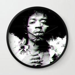 Hendrix, Jimi Wall Clock