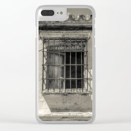 Windows #3 Clear iPhone Case