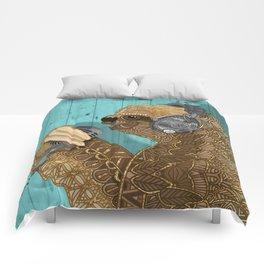 Sloth Song Comforters