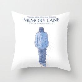 Memory Lane I Throw Pillow