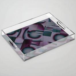 PureColor Acrylic Tray