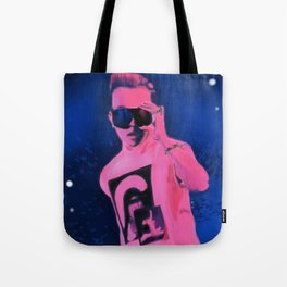 Stage King Tote Bag