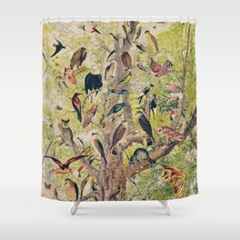 Kingdom Shower Curtain