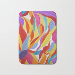 Divine Flowers Bath Mat