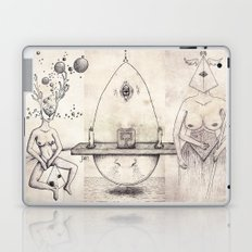 Tarot: I - The Magician Laptop & iPad Skin