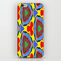 trippy iPhone & iPod Skins featuring Trippy by Erin Brekke Conn