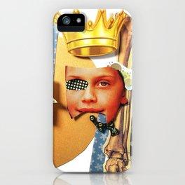 Skin Deep   Collage iPhone Case