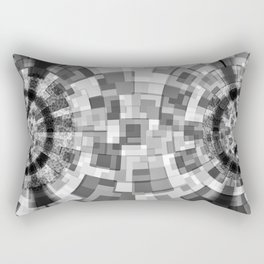 GS Geometric Abstrac 09BM2 S6 Rectangular Pillow
