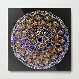 Mandala 9 Metal Print
