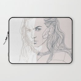 Paint me out to be Laptop Sleeve