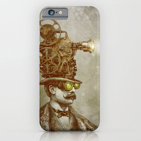 The Projectionist  iPhone & iPod Case