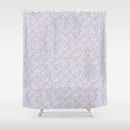Pretty Baby Brand Whore Allover Pastel Spank Pop Kei Shower Curtain