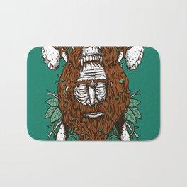 Cave man Bath Mat
