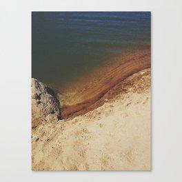 lakeside spectrum Canvas Print