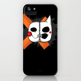 Show Me the Colour of Your Credits iPhone Case