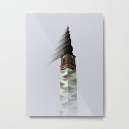 towers // 3 Metal Print