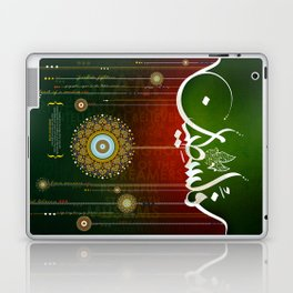 #ForPalestina I Laptop & iPad Skin