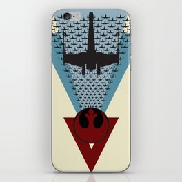 Join the Rebellion iPhone Skin