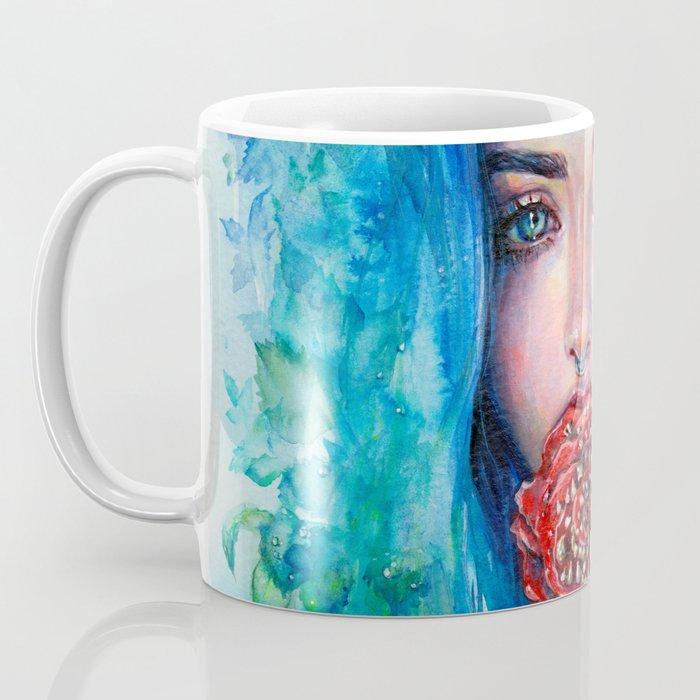 Rose Trap Coffee Mug