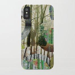 TREE-MENDOUS iPhone Case
