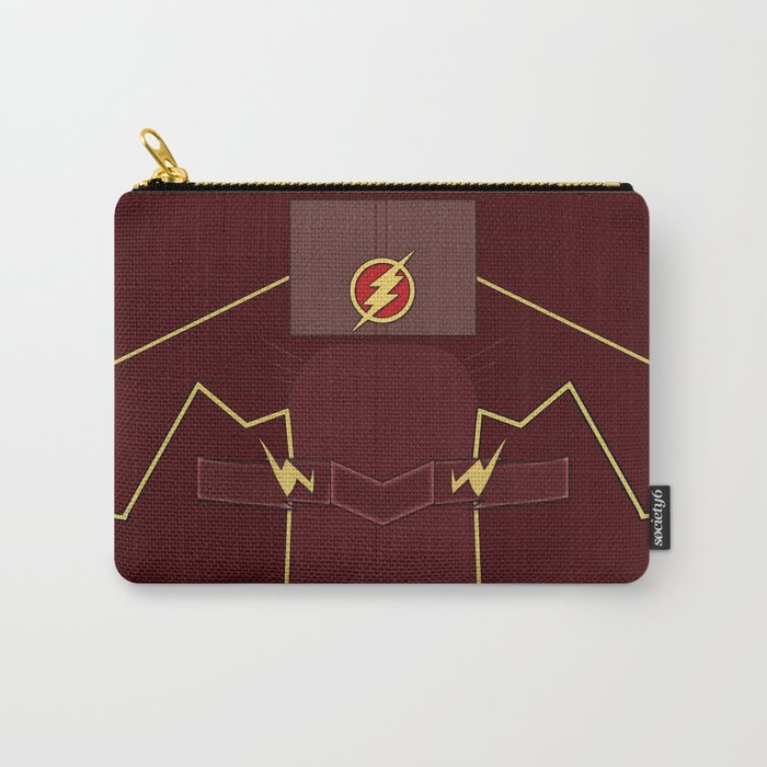 Superheroes phone | The Flash #2 version Carry-All Pouch